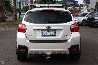 2014 Subaru XV G4X MY14 2.0i Lineartronic AWD Satin White 6 Speed Constant Variable Wagon.