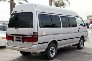 1998 Toyota HiAce KDH201R Bigfoot Camper Brown 4 Speed Automatic Van.