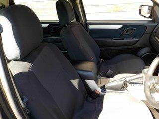 2007 Ford Escape ZC XLS Black 4 Speed Automatic SUV