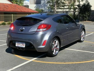 2013 Hyundai Veloster FS3 Street Coupe Grey 6 Speed Manual Hatchback.
