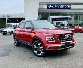 2021 Hyundai Venue QX.V3 MY21 Elite Pr1 6 Speed Automatic Wagon.
