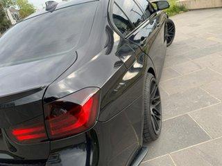 2013 BMW 3 Series F30 MY0813 328i M Sport Black 8 Speed Sports Automatic Sedan