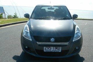 2013 Suzuki Swift FZ MY13 GLX Grey 5 Speed Manual Hatchback