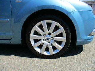 2007 Ford Focus LT Coupe Cabriolet Blue 4 Speed Sports Automatic Convertible