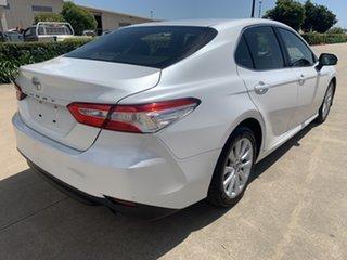 2019 Toyota Camry ASV70R Ascent White/120419 6 Speed Sports Automatic Sedan.