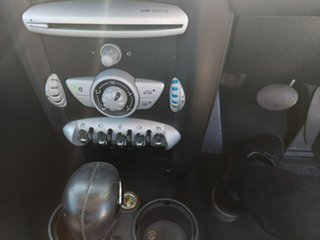 2007 Mini Clubman R55 Cooper Nightfire Red 6 Speed Sports Automatic Wagon