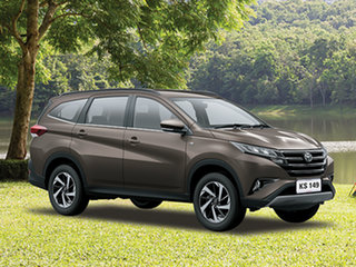 Toyota Rush Bronze Metallic Automatic