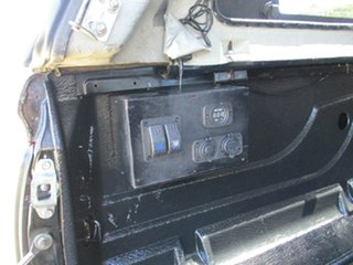 2011 Mitsubishi Triton MN MY12 GLX-R Double Cab Black 5 Speed Manual Utility