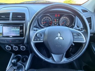 2014 Mitsubishi ASX XB MY14 2WD Ironbark 6 Speed Constant Variable Wagon