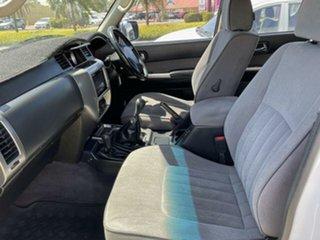 2014 Nissan Patrol GU Series 9 ST Titanium (4x4) White 5 Speed Manual Wagon