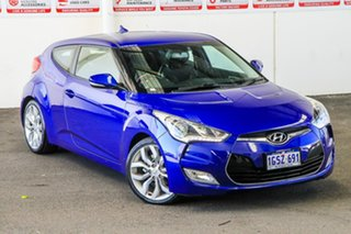2012 Hyundai Veloster FS 6 Speed Auto Dual Clutch Coupe.