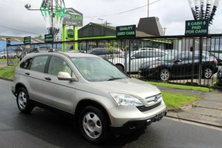 2007 Honda CR-V RE MY2007 Sport 4WD Gold 5 Speed Automatic Wagon