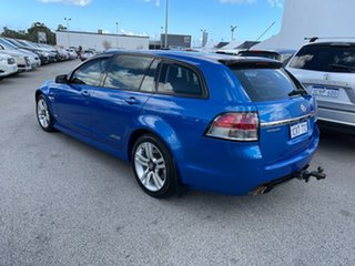 2008 Holden Commodore VE MY09 SS Blue 6 Speed Automatic Sportswagon