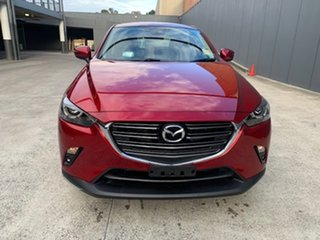 2021 Mazda CX-3 DK2W7A sTouring SKYACTIV-Drive FWD Soul Red Crystal 6 Speed Sports Automatic Wagon.
