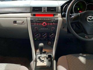 2004 Mazda 3 BK10F1 Maxx Sport Green 4 Speed Sports Automatic Sedan