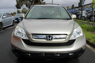 2007 Honda CR-V RE MY2007 Sport 4WD Gold 5 Speed Automatic Wagon.