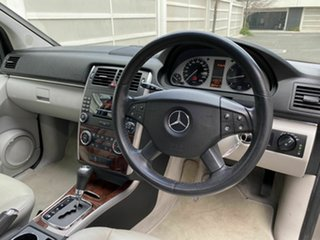 2007 Mercedes-Benz B-Class W245 MY08 B200 Turbo Grey 7 Speed Constant Variable Hatchback