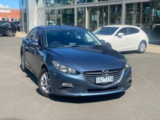 2013 Mazda 3 BM5278 Touring SKYACTIV-Drive Blue Reflex 6 Speed Sports Automatic Sedan.