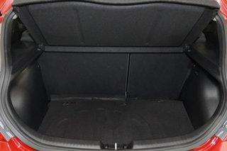2017 Hyundai Accent RB4 MY17 Active Burgundy 6 Speed Manual Hatchback