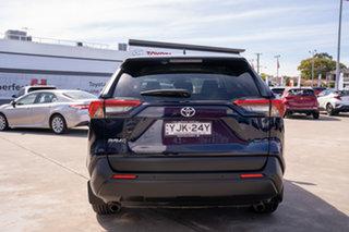 2019 Toyota RAV4 Mxaa52R GX 2WD Saturn Blue 10 Speed Constant Variable Wagon