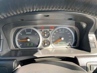 2010 Ford Territory SY MkII Ghia AWD White 6 Speed Sports Automatic Wagon