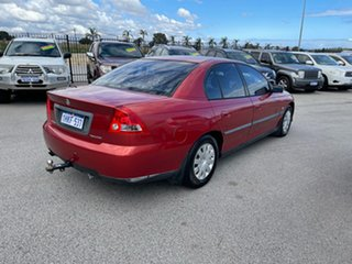 2003 Holden Commodore VY Executive Red 4 Speed Automatic Sedan