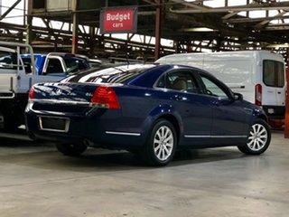 2006 Holden Statesman WM Blue 5 Speed Sports Automatic Sedan