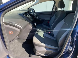 2012 Ford Focus LW MkII Ambiente PwrShift Blue 6 Speed Sports Automatic Dual Clutch Hatchback