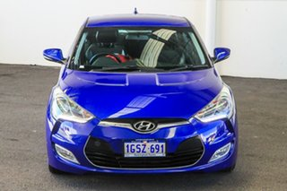 2012 Hyundai Veloster FS 6 Speed Auto Dual Clutch Coupe