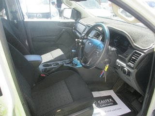 2016 Ford Ranger XL XL 3.2 (4x4) White 6 Speed Automatic Dual Cab