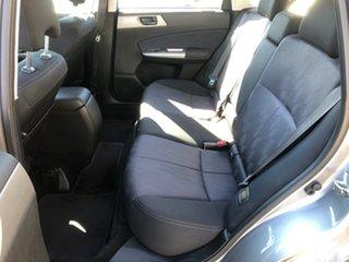 2009 Subaru Forester MY09 X Silver 4 Speed Auto Elec Sportshift Wagon