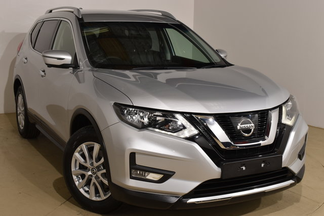 Used Nissan X-Trail T32 ST-L X-tronic 2WD Nailsworth, 2017 Nissan X-Trail T32 ST-L X-tronic 2WD Silver 7 Speed Constant Variable Wagon