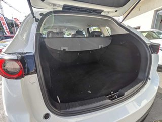 2019 Mazda CX-5 KF4WLA Touring SKYACTIV-Drive i-ACTIV AWD Snowflake White Pearl 6 Speed