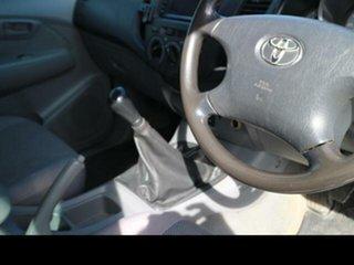 2006 Toyota Hilux KUN26R 06 Upgrade SR (4x4) White 5 Speed Manual Dual Cab Pick-up