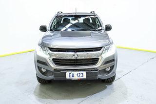 2016 Holden Colorado RG MY17 Z71 Pickup Crew Cab Grey 6 Speed Sports Automatic Utility.