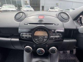2014 Mazda 2 DE10Y2 MY14 Maxx Sport Red 5 Speed Manual Hatchback