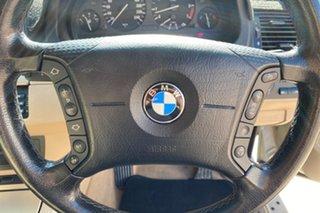 2001 BMW X5 E53 3.0I Beige 5 Speed Auto Steptronic Wagon