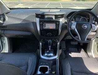 2017 Nissan Navara D23 S3 ST-X White Automatic
