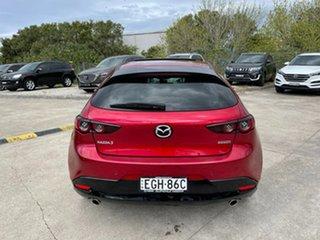 2019 Mazda 3 BP2HLA G25 SKYACTIV-Drive Astina Soul Red Crytsal 6 Speed Sports Automatic Hatchback