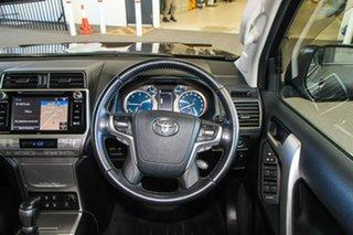 2018 Toyota Landcruiser Prado GDJ150R MY17 VX (4x4) Graphite 6 Speed Automatic Wagon