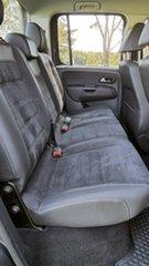 2016 Volkswagen Amarok 2H MY17 TDI550 4MOTION Perm Highline Indium Grey 8 Speed Automatic Utility