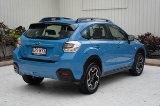 2016 Subaru XV G4X MY17 2.0i Lineartronic AWD Blue 6 Speed Constant Variable Wagon