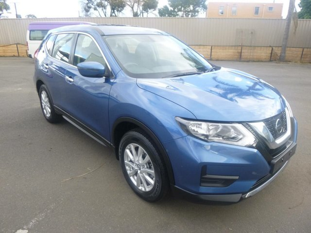 Used Nissan X-Trail T32 Series II ST X-tronic 2WD St Marys, 2019 Nissan X-Trail T32 Series II ST X-tronic 2WD Blue 7 Speed Constant Variable Wagon