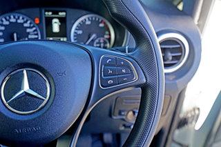 2018 Mercedes-Benz Vito 447 114BlueTEC SWB 7G-Tronic + White 7 Speed Sports Automatic Van