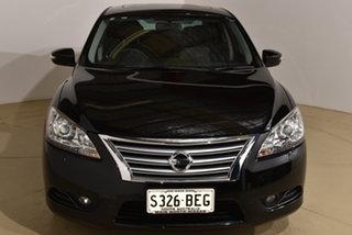 2013 Nissan Pulsar B17 TI Black 1 Speed Constant Variable Sedan.
