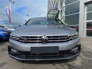 2021 Volkswagen Passat 3C (B8) MY21 162TSI DSG Elegance Pyrit Silver Metallic 6 Speed.