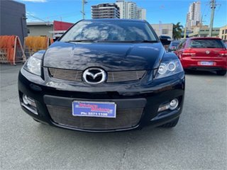 2009 Mazda CX-7 ER MY10 Luxury Sports (4x4) Black 6 Speed Auto Activematic Wagon.