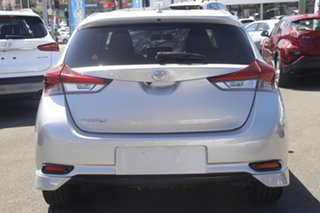 2018 Toyota Corolla Mzea12R SX Silver 10 Speed Constant Variable Hatchback