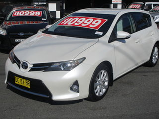 2013 Toyota Corolla ZRE182R Ascent Sport 7 Speed CVT Auto Sequential Hatchback.