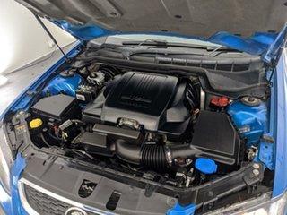 2013 Holden Commodore VE II MY12.5 SV6 Z Series Blue 6 Speed Manual Sedan